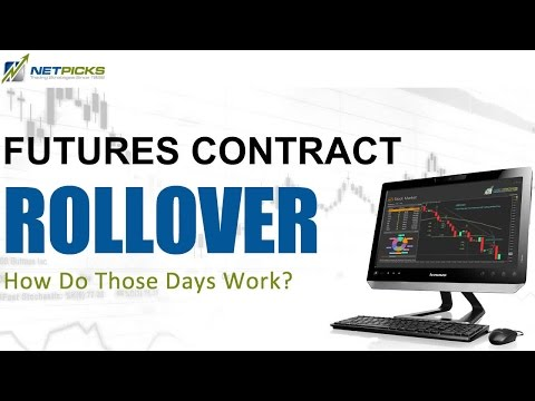 How do Futures Contract Rollover Days Work