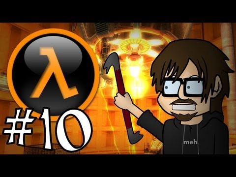 Jamal Plays With Himself - Half Life: Source - Ep. 10 - Sewers