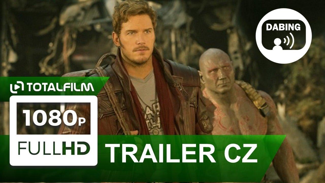 Strážci Galaxie vol. 2 (2017) CZ dabing HD trailer