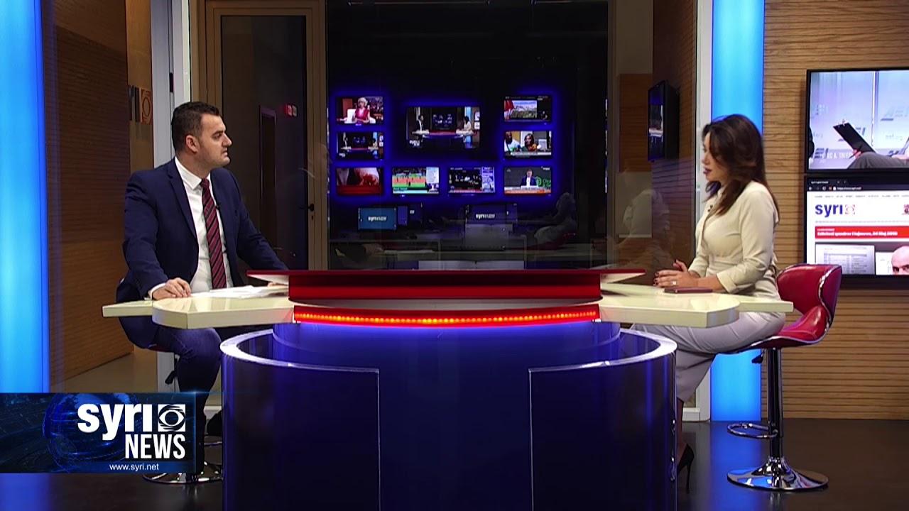 Intervista ne Syri Net e ftuar ne studio Grida Duma
