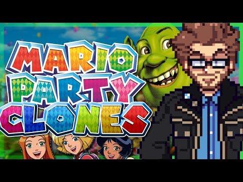 Mario Party Clones - Austin Eruption