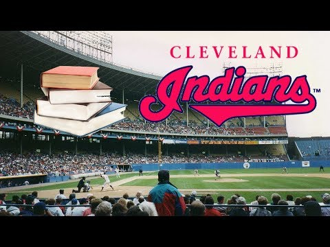 My Favorite Cleveland Indians Baseball Books!