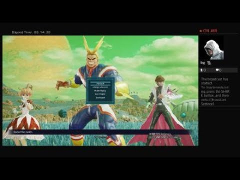 JUMP FORCE Character Pass |