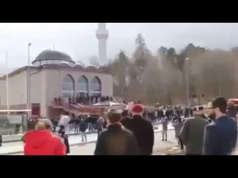 معجزة المسجد في بريطانيا