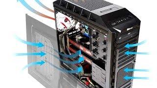 Разрушение мифа о температуре работы компьютера