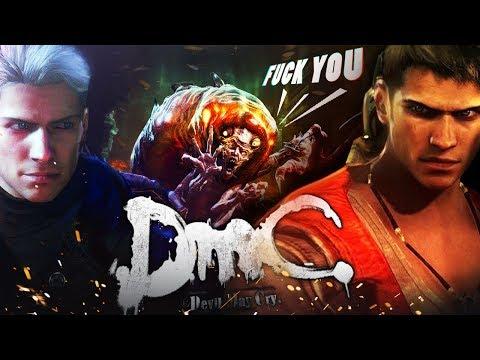 Краткий Экскурс. DmC: Devil May Cry. Часть 2 thumbnail