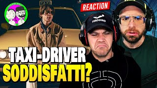 RKOMI - TAXI DRIVER [ REACTION & ANALISI UFFICIALE ] by Arcade Boyz