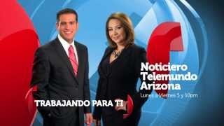 TELEMUNDO ARIZONA NOVIEMBRE NEWS PROMO