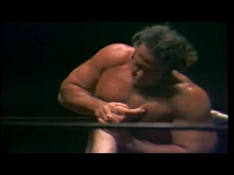 Terry Funk vs Mark Lewin (April 27, 1979)