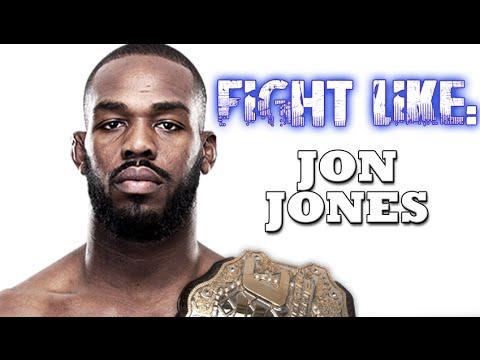 How To Fight Like Jon Jones: 3 Signature Moves