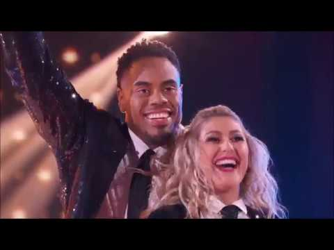Rashad Jennings & Emma Slater - All Dances on DWTS