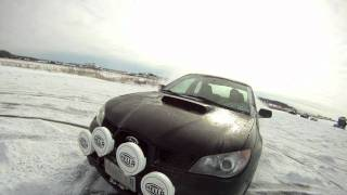 TSC Winter Lapping Jan 21 2012 Presented by N.V. Auto