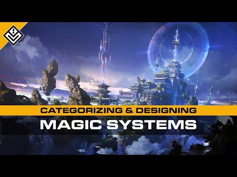 Categorizing & Designing Magic Systems | Incoming