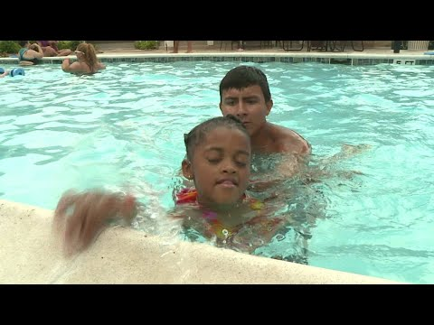 Free Swim Lessons From YMCA