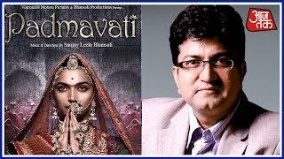 Krantikari Bahut Krantikari | Prasoon Joshi On Padmavati Row; Says Haven't Watched The Movie Yet