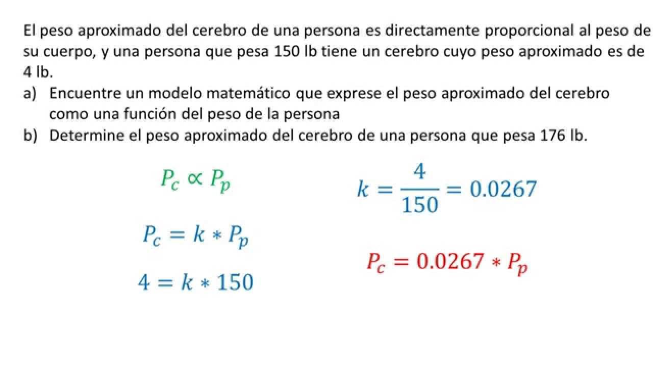 Problema 1: Funciones como modelos matemáticos - YouTube