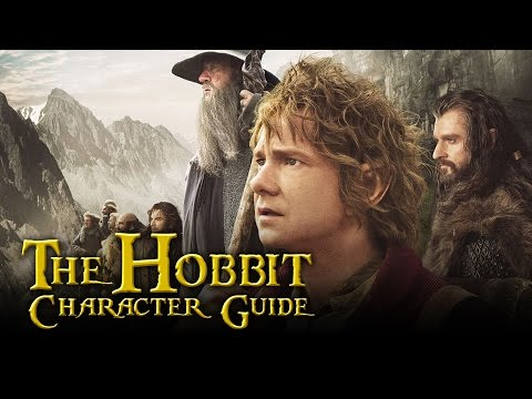 The Hobbit: Middle Earth Character Guide (2014) HD