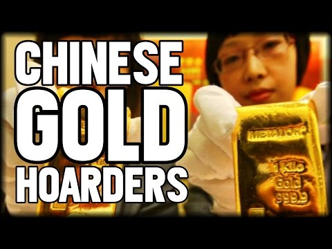 URGENT: CHINA SUCKING UP THE WORLD'S GOLD AHEAD OF GLOBAL ECONOMIC IMPLOSION
