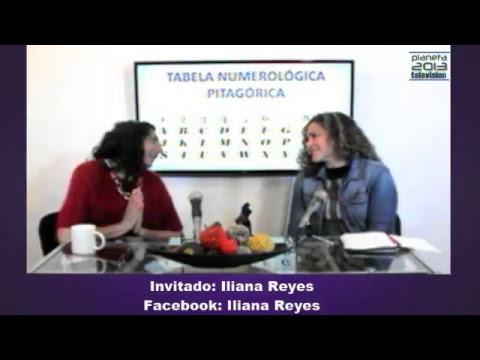 Nueva Mujer con Andrea Amorós (Iliana Reyes)- Numerología- 02 Enero 2018
