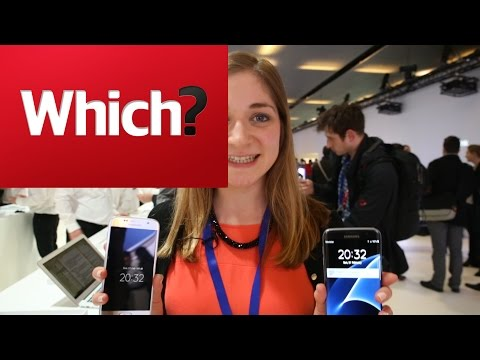 Samsung Galaxy S7 and S7 Edge first look from MWC 2016