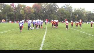 The Colts vs. The Redskins:  NEFL 2011