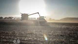 case ih 8230 combine axial flow afs osr harvest 2013