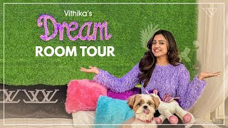 Vithika's Dream Room Tour | Full Video | Vithika Sheru