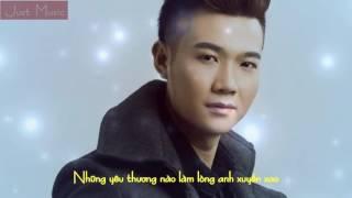 Tất Cả Sẽ Tốt Thôi   Quang Anh Lyric Video   YouTube