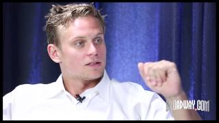 Show People with Paul Wontorek Interview: Billy Magnussen of