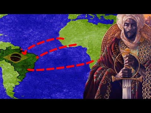 7 Povos que Chegaram à América antes de Colombo