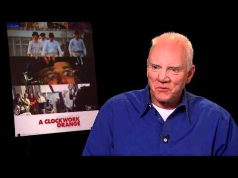 A Clockwork Orange - Exclusive: Malcolm McDowell Interview