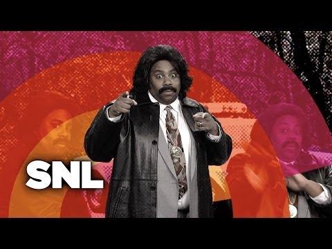 Undercover Sharpton - SNL