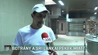 Botrány a Sri Lanka-i pékek miatt 20-02-02