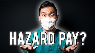 Hazard Pay BONUS For ESSENTIAL WORKERS: What Ever Happened To It?