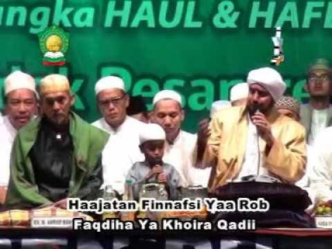 Qod Kafani - Alfa Sholallah | Duet Fenomental Habib Syech ft Putra kecilnya