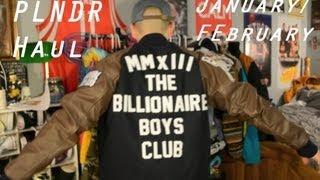 PLNDR Haul! - January/February