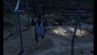Grand Theft Auto 5|Part 110|Turbine Terror