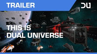 This is Dual Universe (Official Trailer)