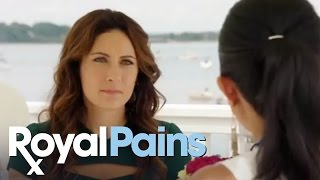 "Royal Pains - Season 5 Finale - ""Bones to Pick,"" Promo"