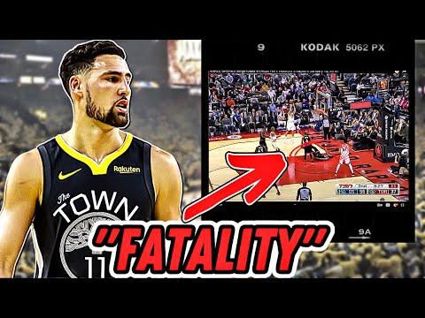 10 Times Klay Thompson HUMILIATED NBA Players