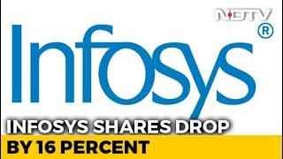 Investors Lose Rs 53,000 Crore As Infosys Shares Sink Amid Row Over CEO