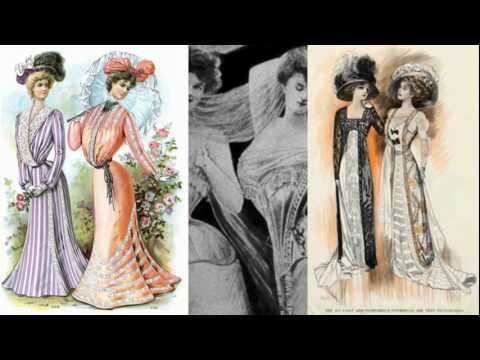 Titanic Fashion - An Edwardian Makeover- Styles On the Titanic
