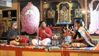 Akshay_Padmanabhan_Chalamela_Varnam_Sankarabaranam.wmv
