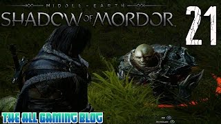 Middle Earth: Shadow Of Mordor | PC Walkthrough Part 21 - Dominate