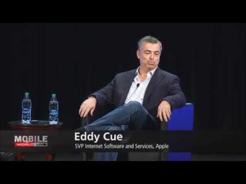 In conversation with Apple's Eddy Cue
