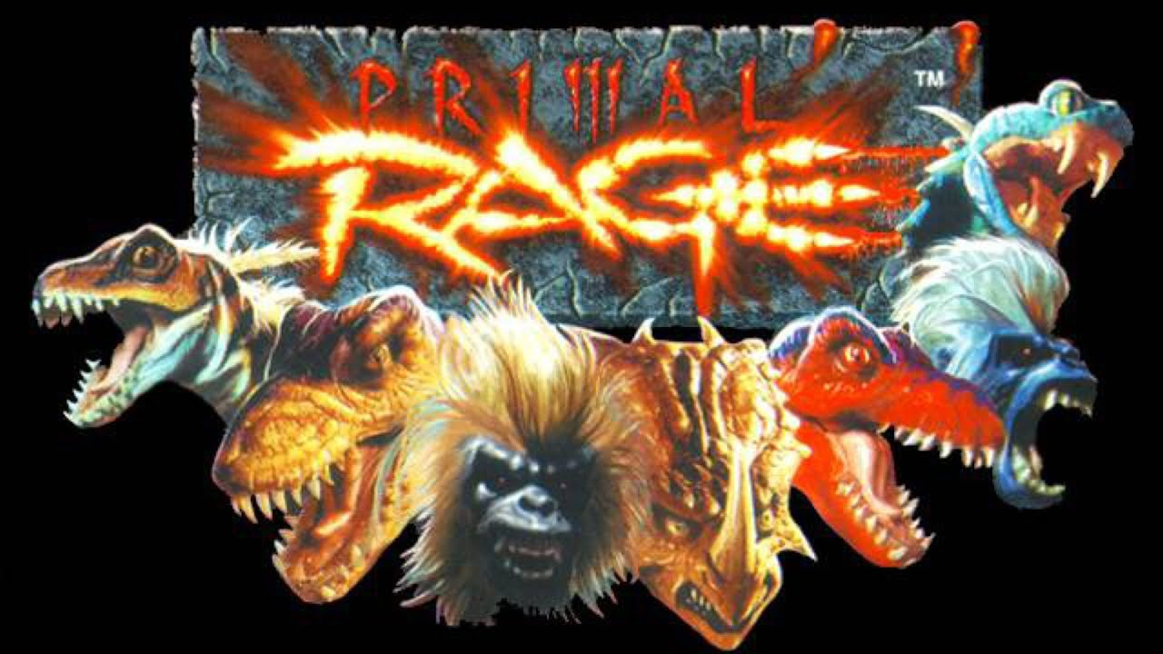 Help Primal Rage Get Remade - Classic Arcade Fighting Game ...