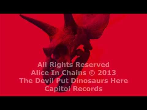 Alice In Chains - Voices [Lyrics] HD