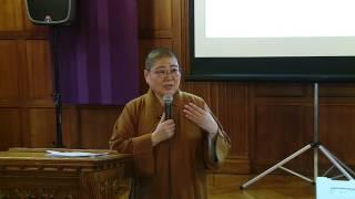 2017_0321 佛教僧團中的女眾教育 永固法師主講