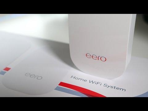Eero Gen 2 Home WiFi Beacons - Setup And Full Review