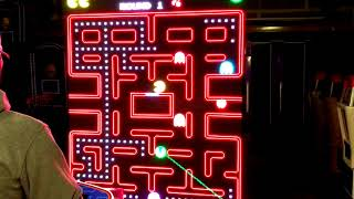 World's Lagest Pac-Man & Galaga arcade game